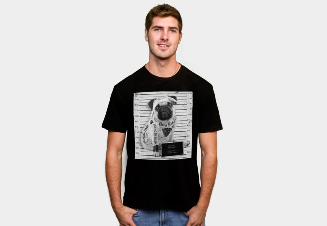 Pug Life T-Shirt - Design By Humans