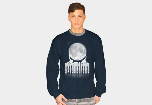 'City Tunes' Sweatshirt - Design By Humans