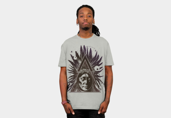 The Native T-Shirt - Design By Humans