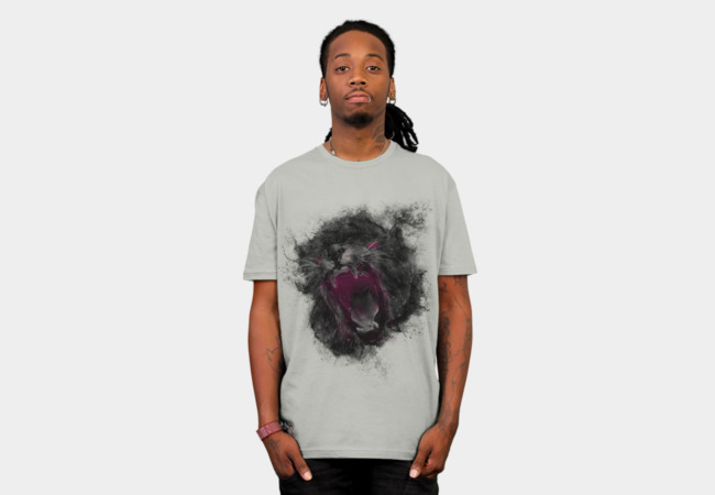 Lion Soul T-Shirt - Design By Humans
