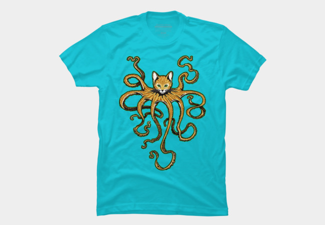 Octokitty Men's T-Shirt