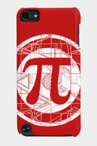 Epic Pi Day Symbol White