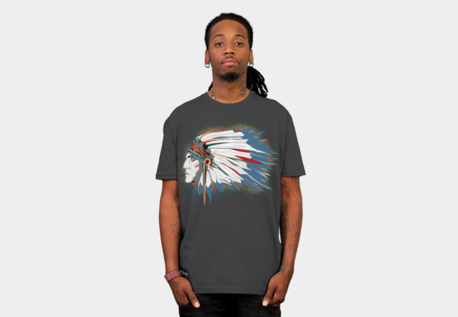 Chief T-Shirt - Design By Humans