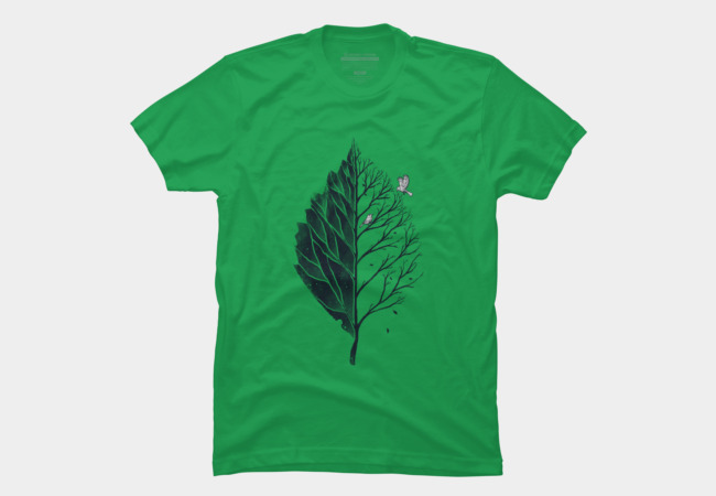 Leaf of life Men's T-Shirt
