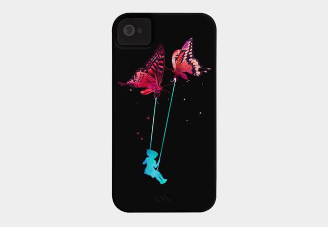 Joy Ride Phone Case - Design By Humans