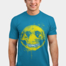 SmittyArt wearing Happy Skull by StevenToang