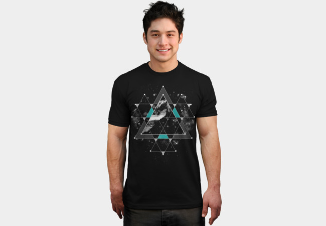 Time & Space T-Shirt - Design By Humans