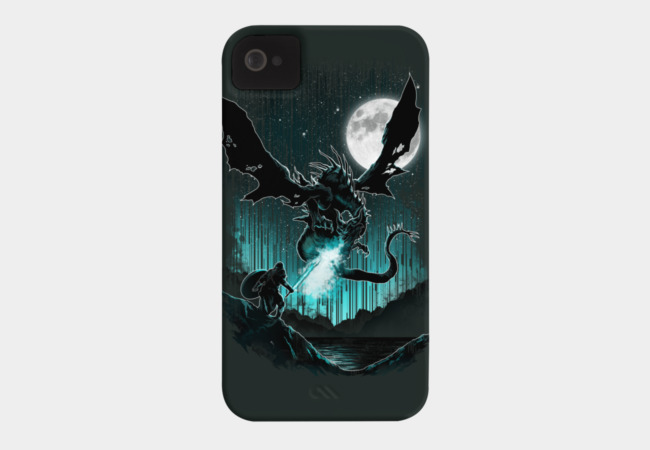 Meet the Myth Phone Case - Design By Humans