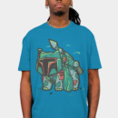 DellyShop wearing Bulba-fett by biotwist