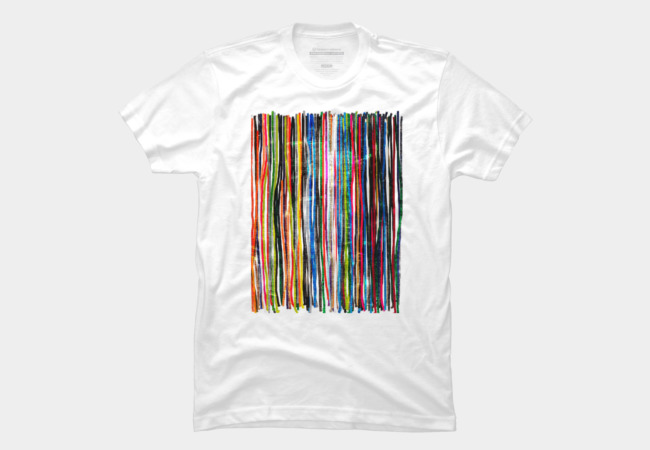 stripes Men's T-Shirt