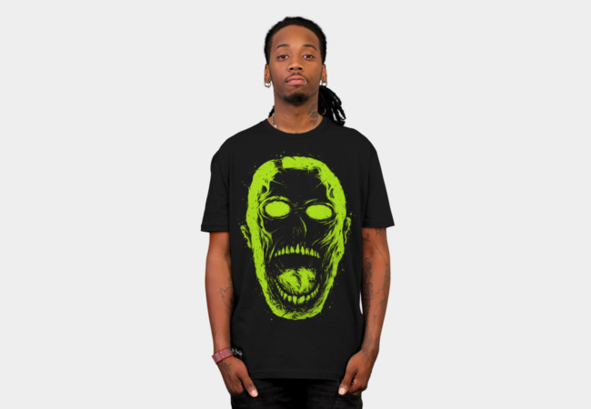 The Head T-Shirt - Design By Humans
