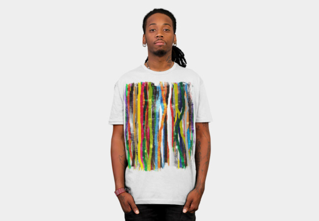 stripes 2 T-Shirt - Design By Humans
