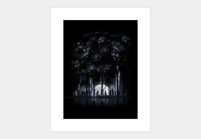 We Own the Night Art Print - Design By Humans