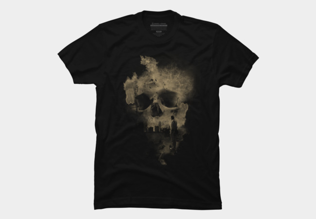 Facing Death Men's T-Shirt