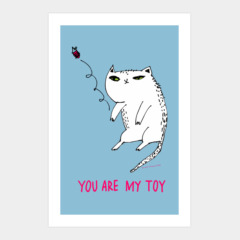 You are my toy