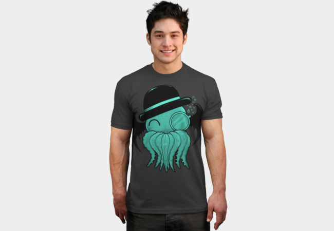 Cutethulhu T-Shirt - Design By Humans