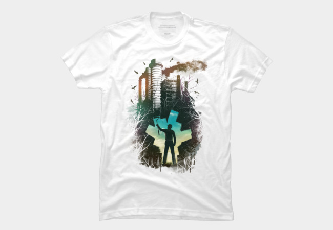The Painter Men's T-Shirt
