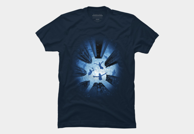 Water World Men's T-Shirt
