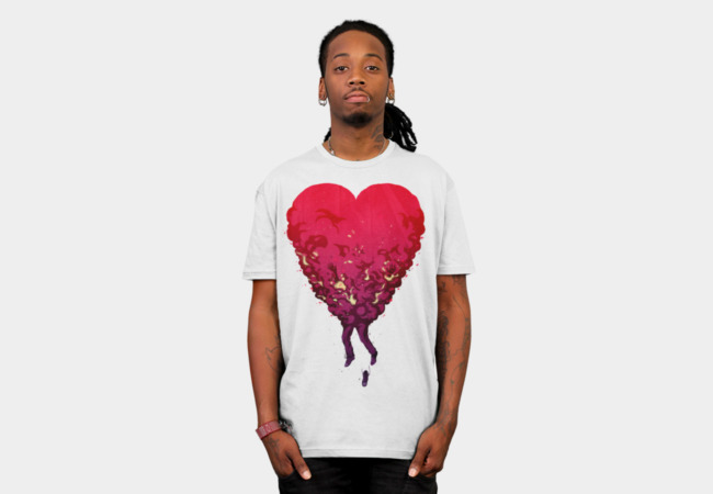 L.O.V..E T-Shirt - Design By Humans
