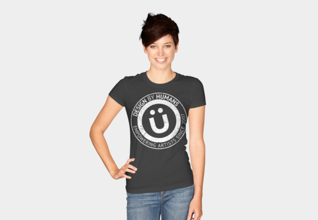 DBH Artist Series Empowered Logo T-Shirt - Design By Humans