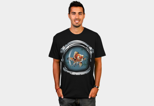 Astrorium T-Shirt - Design By Humans