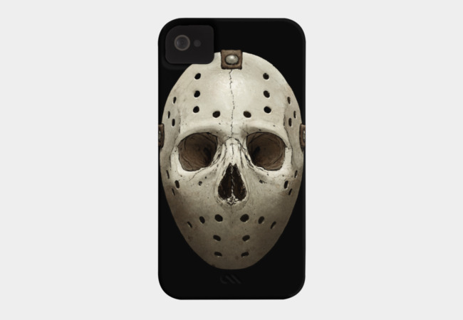 Deadly Mask Phone Case - Design By Humans