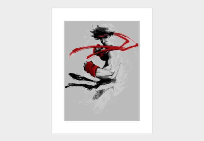 Childhood Hero Art Print - Design By Humans