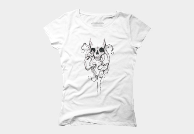 Squidskull Women's T-Shirt