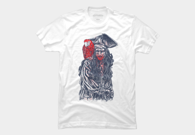 Undead Pirates Men's T-Shirt