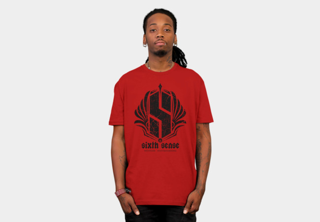 Six Sense T-Shirt - Design By Humans