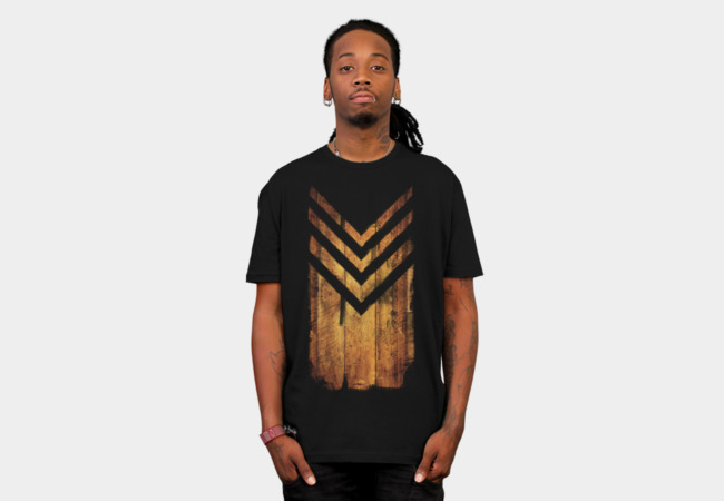 Chevron T-Shirt - Design By Humans