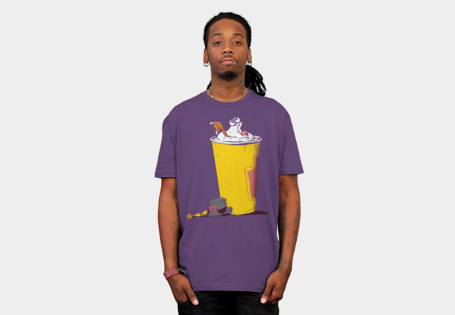 Frosty T-Shirt - Design By Humans