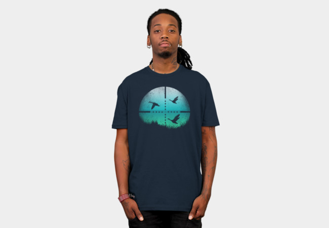 Duck Hunting T-Shirt - Design By Humans