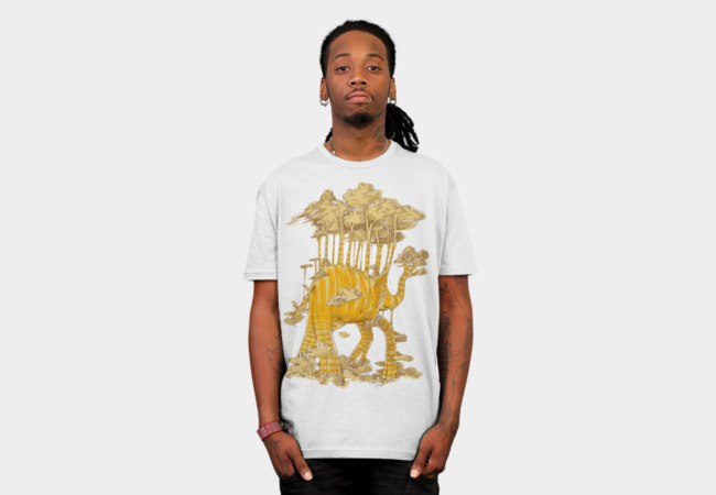 Elephantasy T-Shirt - Design By Humans