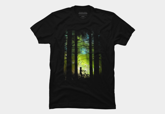 Long Ride Men's T-Shirt