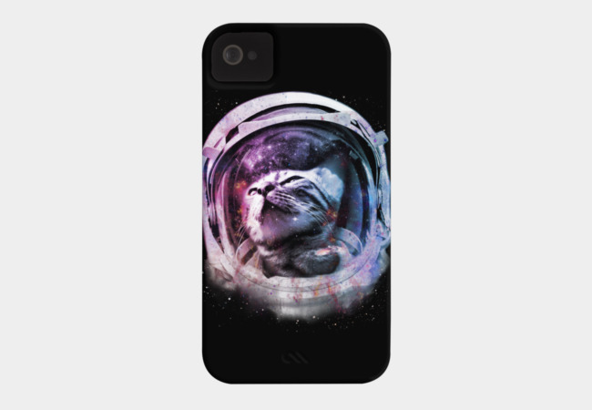 Meowt of this world Phone Case - Design By Humans