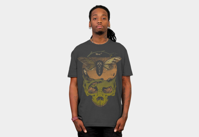natural dead T-Shirt - Design By Humans