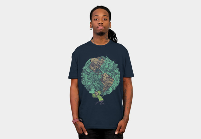 Prince Atlas T-Shirt - Design By Humans