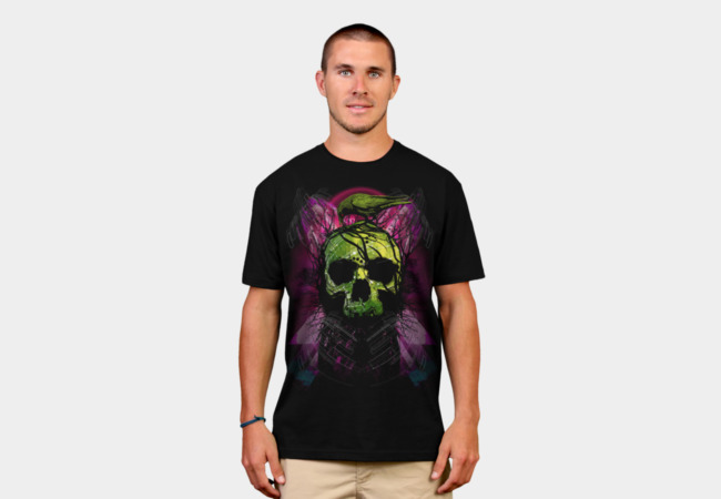 Harbinger of death T-Shirt - Design By Humans