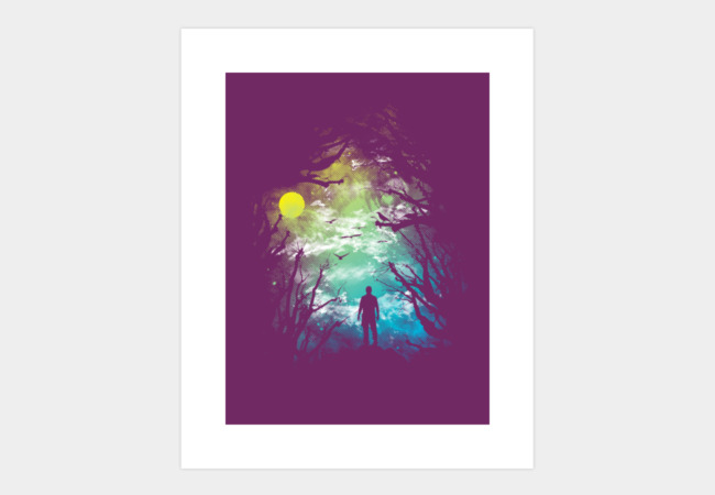Bloom Art Print - Design By Humans