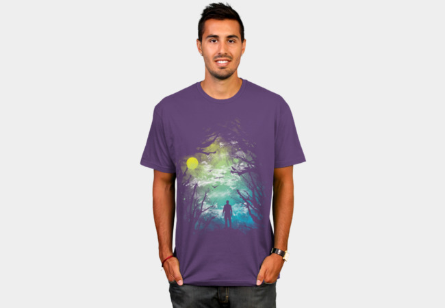 Bloom T-Shirt - Design By Humans