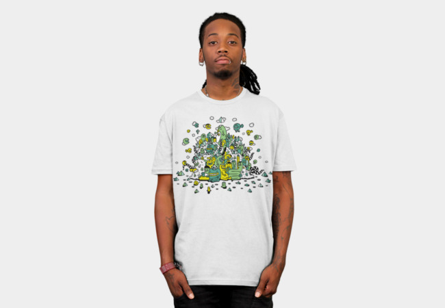 Crystalline Collection T-Shirt - Design By Humans