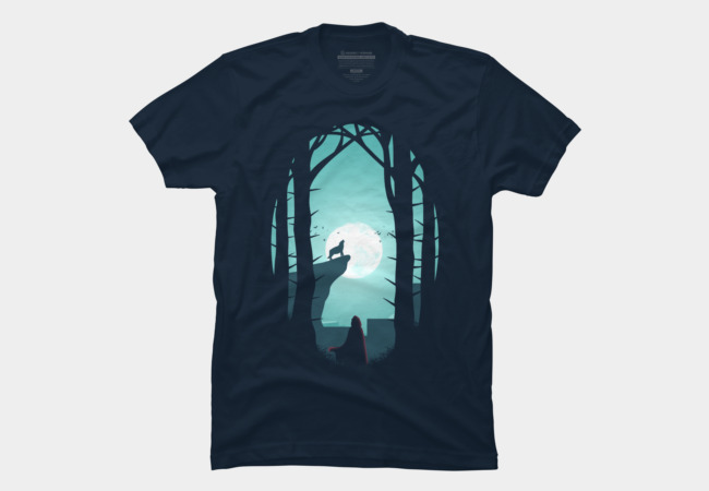 Full Moon Men's T-Shirt