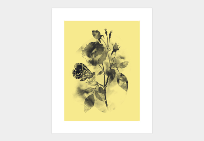 Inked Nature Art Print - Design By Humans