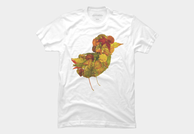 Little Bird of Fall Men's T-Shirt