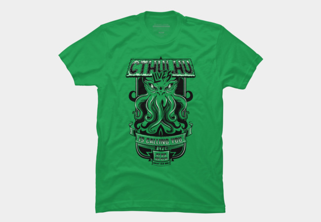Cthulhu Men's T-Shirt