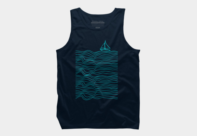 Sailing Men's Tank Top