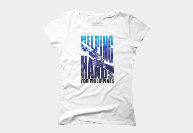 Helping Hands by Ingkong Women's T-Shirt