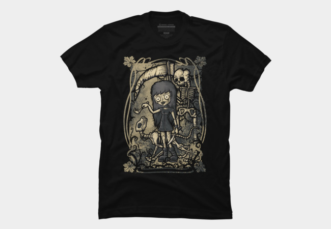 In The Darkness Men's T-Shirt