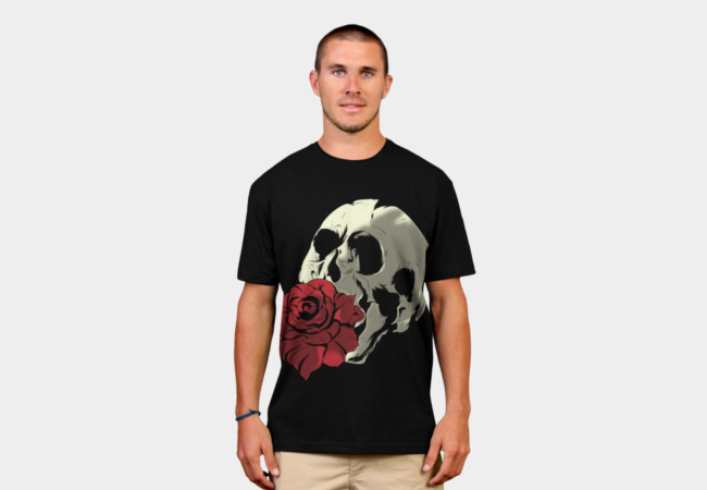 Sweet Death T-Shirt - Design By Humans